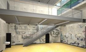 Salles de la Maison des Arts accessibles aux étudiants (sans professeurs)