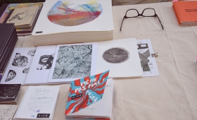 Reportage photo au Zinefest #3