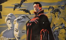 Exposition «Les frissons de la Hammer» : l'art de l'affiche dans le cinéma fantastique britannique à la Bibliothèque de Bordeaux