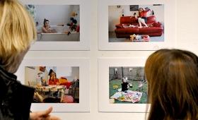 """Exposition """"Autoportraits"""" de l'atelier Photographique des L3"""