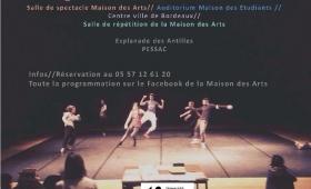 Master Arts de la scène : spectacles, performances, conférences