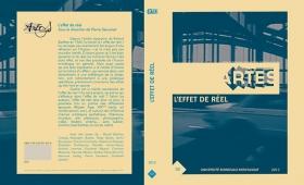 Parution des Cahiers d'ARTES n°10, « L'effet de réel »