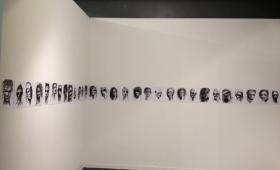 Conférence de Joan Serra et exposition d'étudiants